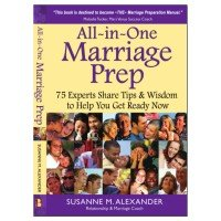 Marriage Preparation - All-in-One Marriage Prep Book