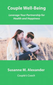 Book Cover - Couple Well-Being; Couple Health